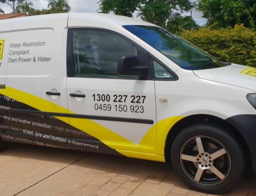 Mobile Car Detailing Business for Sale – Ipswich SOLD