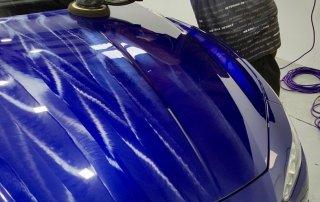 Maserati Brila paint Protection